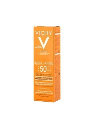 Vichy Vichy Soleil 50 Spf Tinted Anti Dark Spots Care 50 ml Renksiz